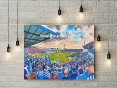 goldstone ground canvas a3 size